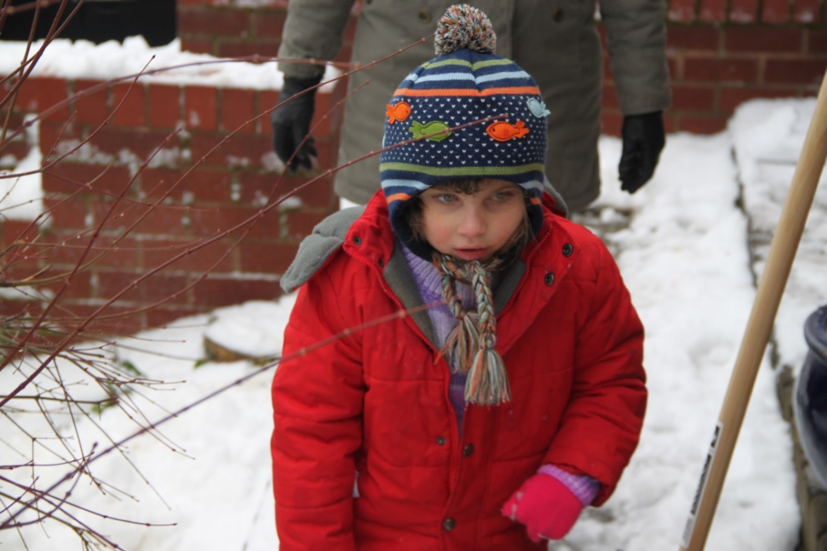 The wrong kind of snow adventures in parenting from a